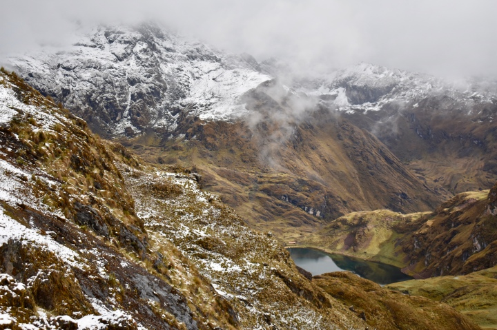 My first experience hiking in the Andes, Peru! (Part10)