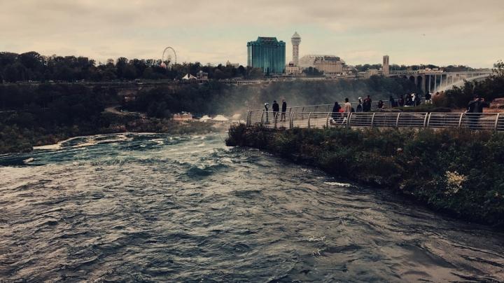 A trip to NiagaraFalls